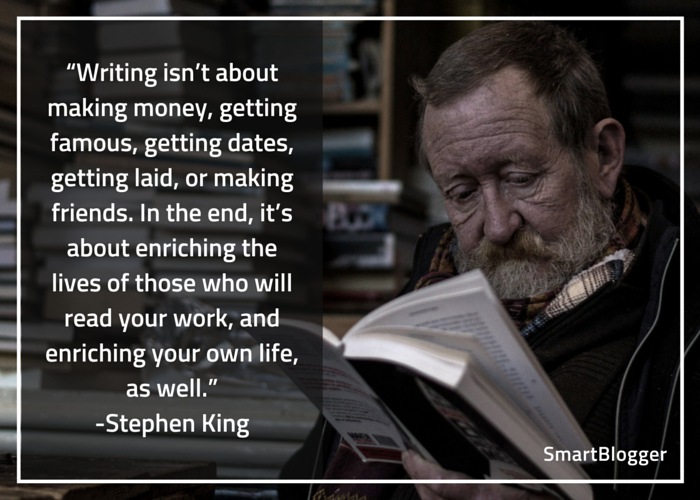 Stephen King quote #2