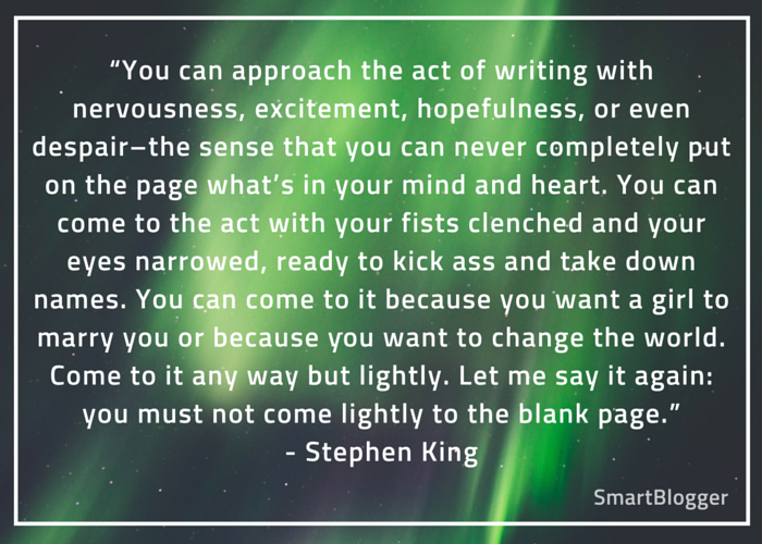 Stephen King quote #4