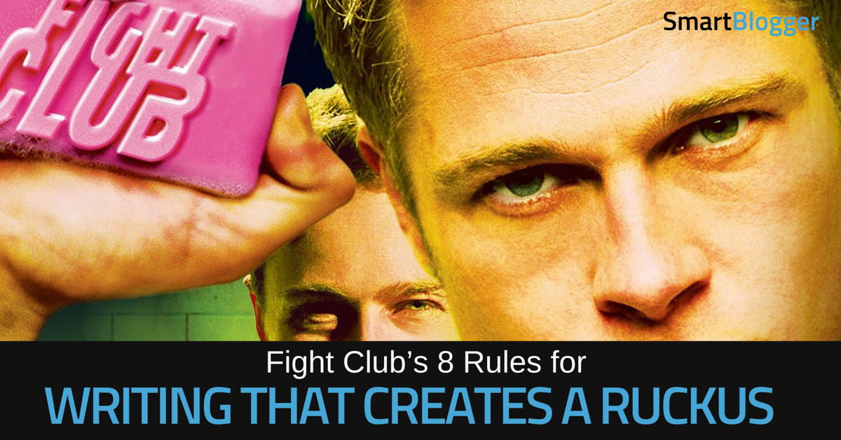 Fight club dissertation