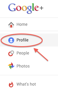 google-profile-menu-arrow