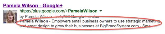 pamela-wilson-rich-snippets-arrow