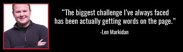 Len Markidan