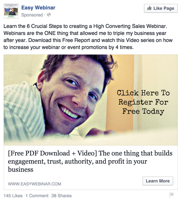 how to add emails to facebook ads