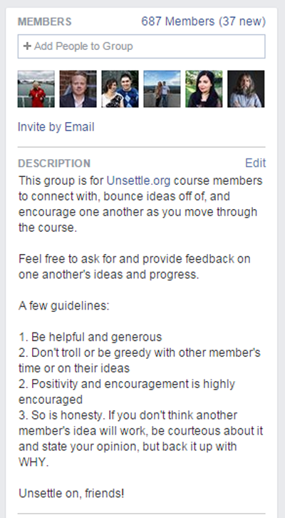 how to delete my facebook group