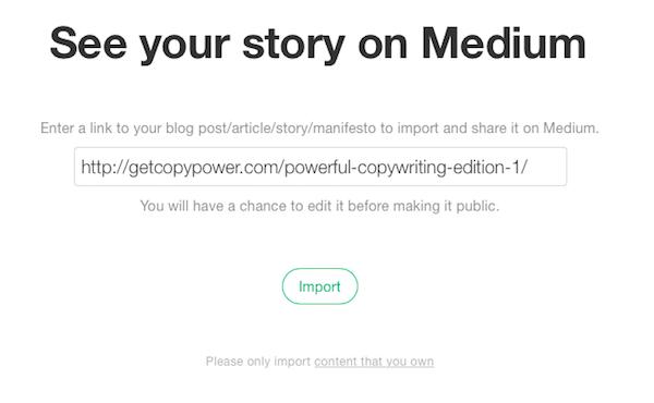 Republishing on Medium - Image 8