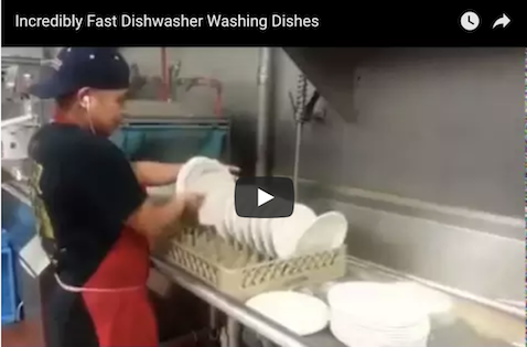 Wash the Dishes