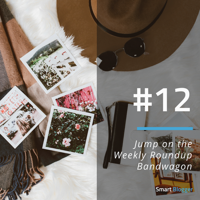 Tip #12. Jump on the Weekly Roundup Bandwagon