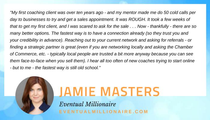 Jamie Masters quote