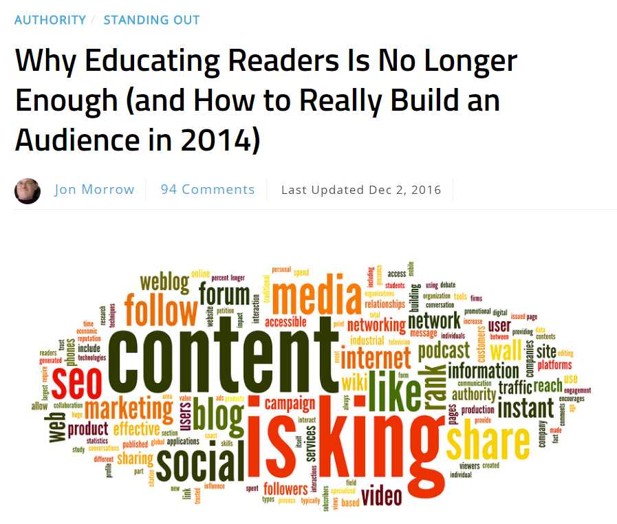 Why Education Readers is No Longer Enough