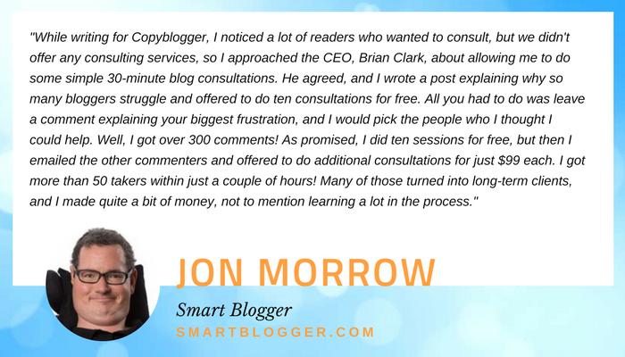 Jon Morrow quote