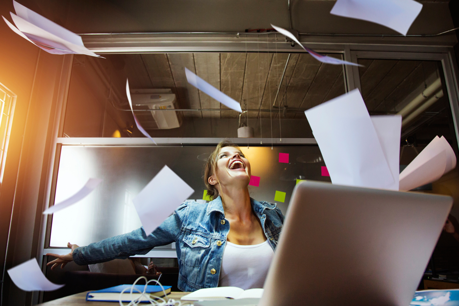 """The """"Quit Your Job"""" Checklist: 8 Boxes You Must Tick Before Flipping Off Your Boss"""