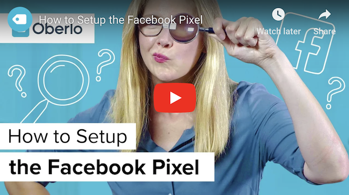 Facebook Pixel Setup Video Tutorial