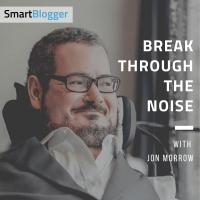 Logo for the Break Through the Noise Podcast