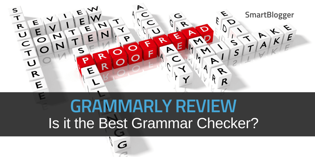 Video Review Grammarly Proofreading Software