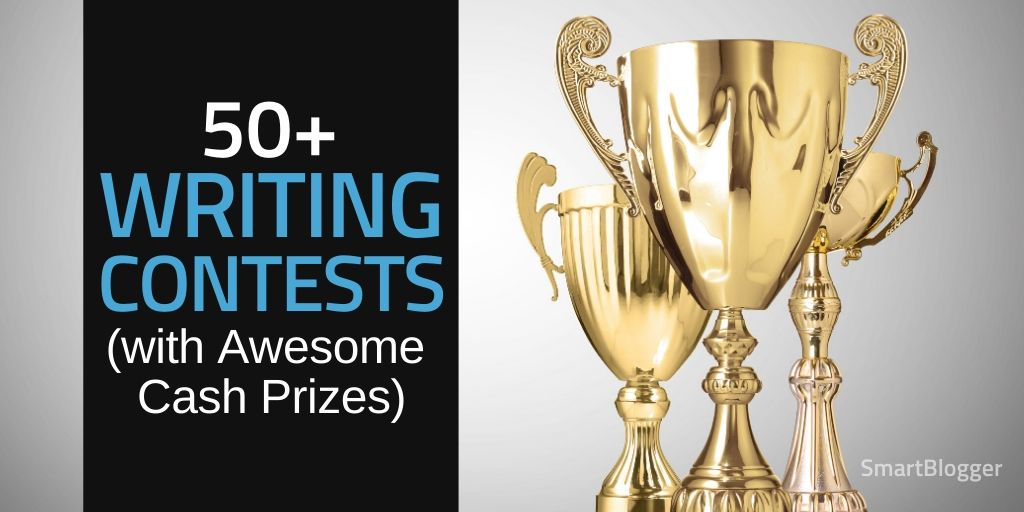 Writing Contests with Awesome Cash Prizes