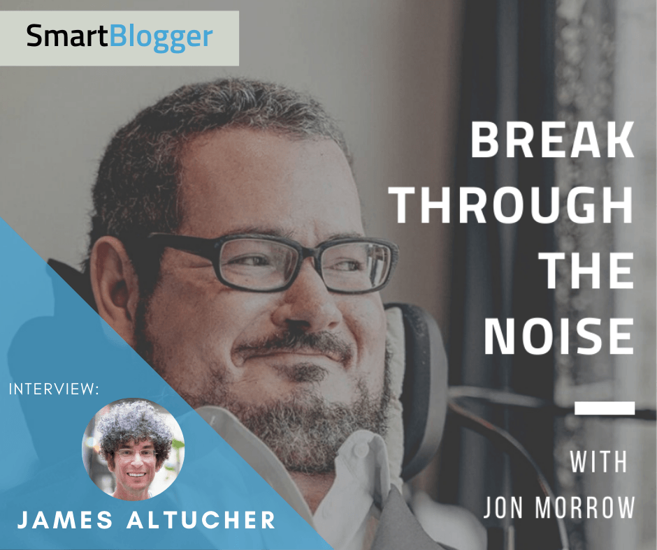 James Altucher – How to Start a Personal Brand that Matters [PODCAST]