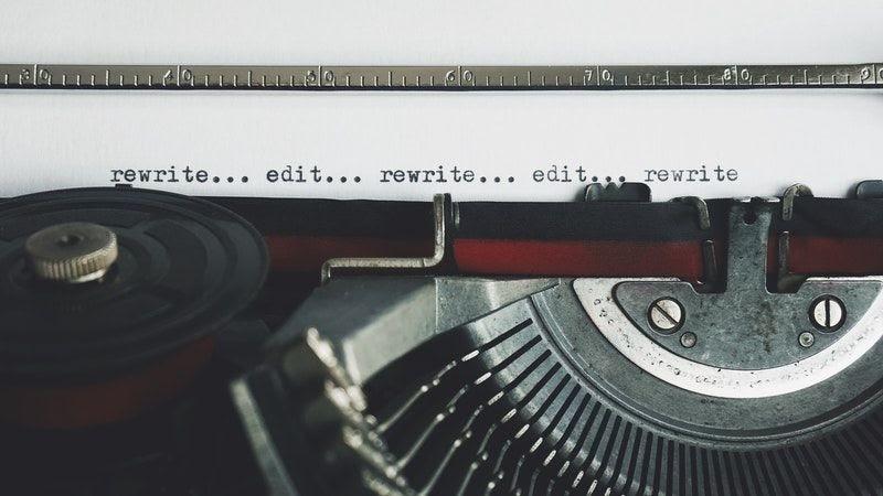 write rewrite