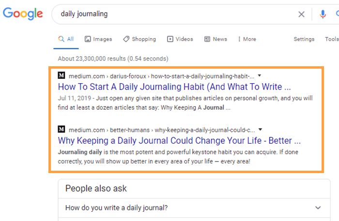 medium partner program seo daily tip
