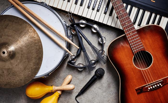 Start a Podcast: Step 4 - Add Music