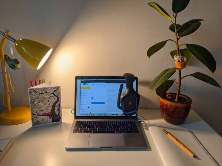 home office essentials lighting - lighting