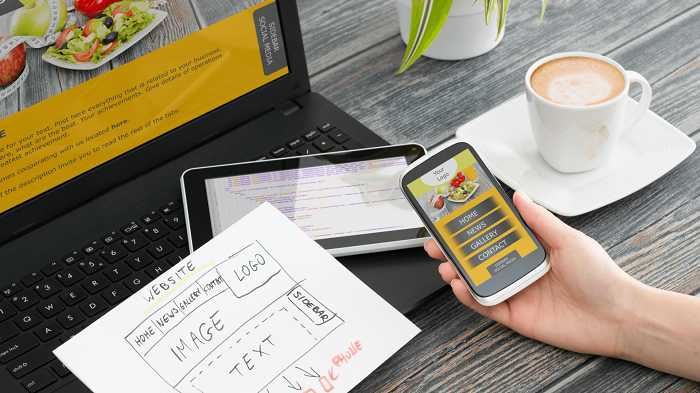 online jobs web design