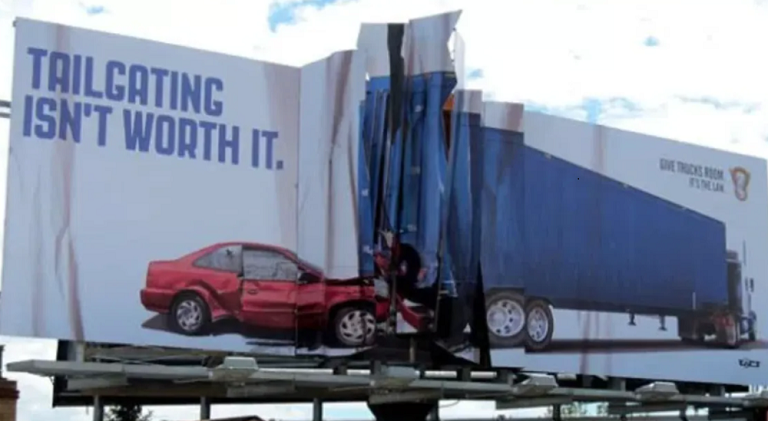 Copywriting examples billboard copy