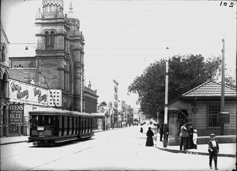 free stock photo vintage city street