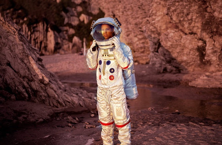 free stock photos astronaut