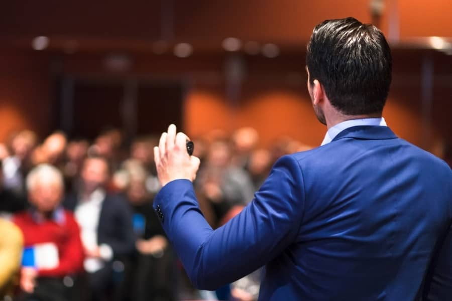 How to Get Speaking Engagements