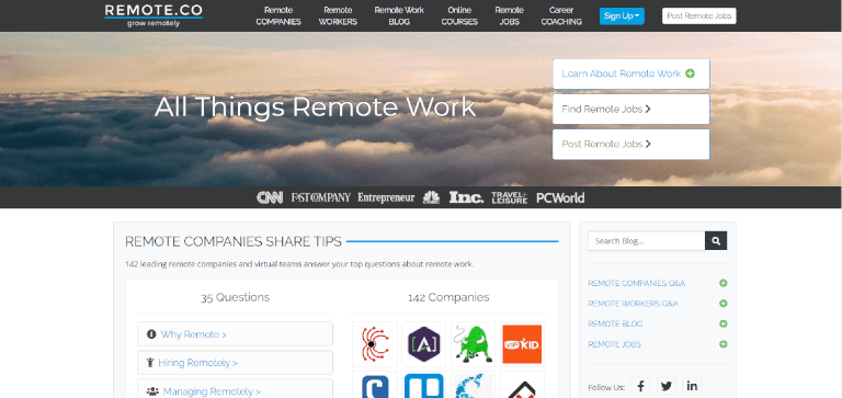 editing jobs remote.co