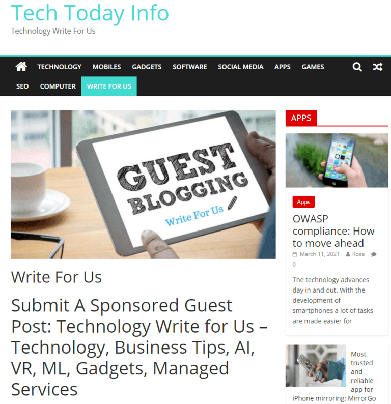 how to get clients guest blogging webpage
