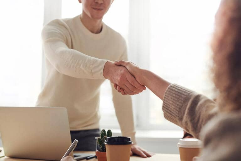 how to get clients referral meeting