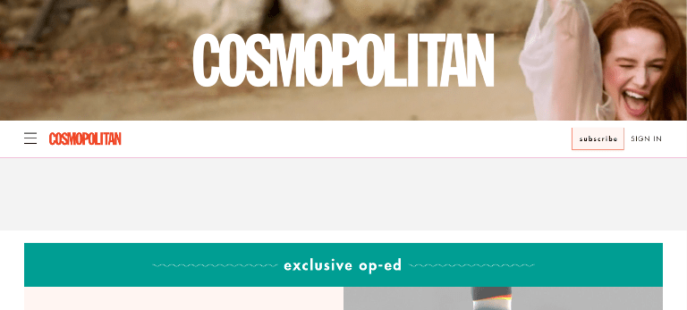 magazine writing jobs cosmopolitan