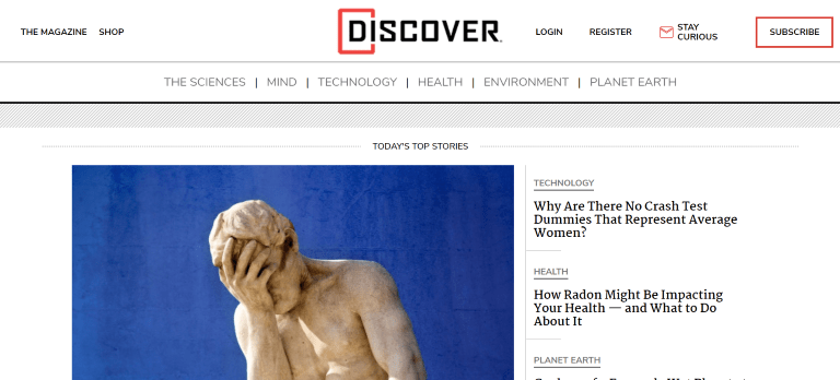 magazine writing jobs discover