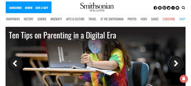 magazine writing jobs smithsonian