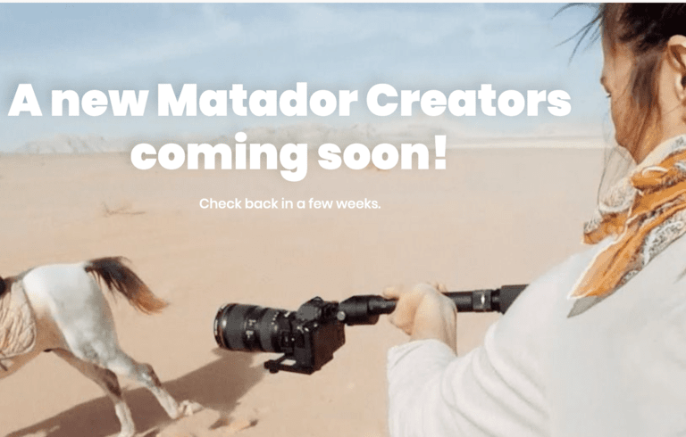 travel writing jobs matador