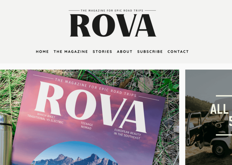 travel writing jobs rova