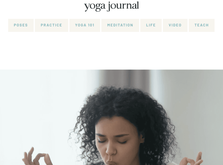travel writing jobs yoga journal