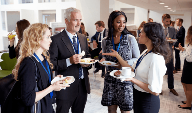 how to become an editor networking