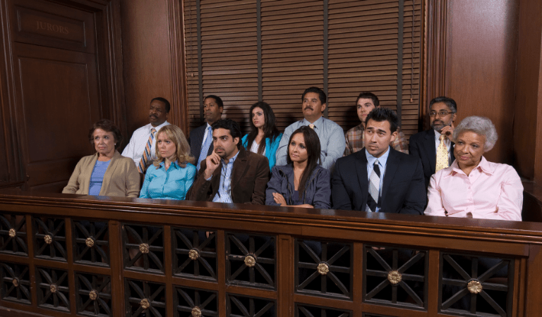 legal writing jobs jury