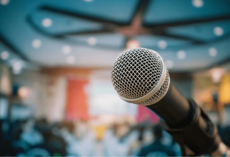 rule of three microphone