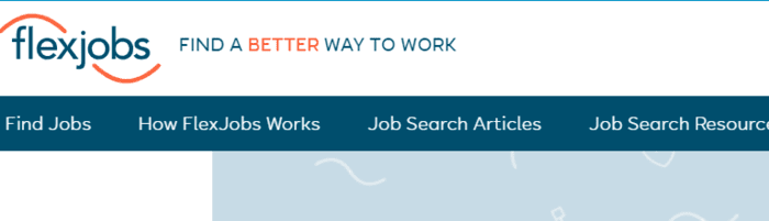 freelance writing job boards flexjobs
