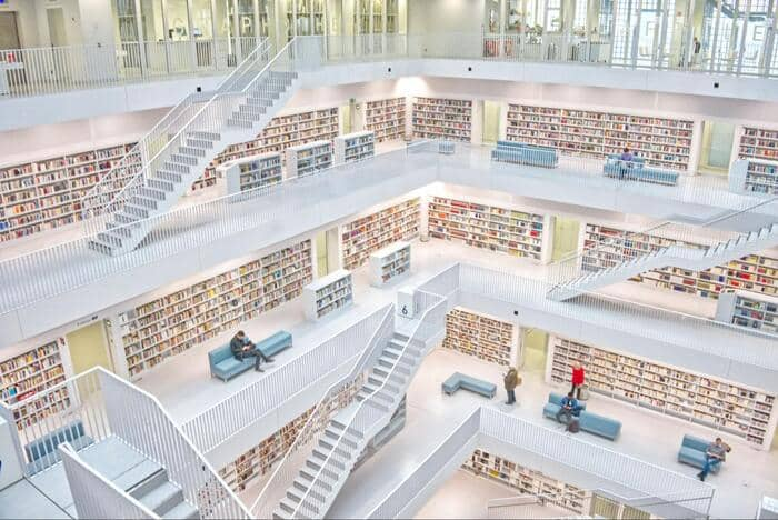 content marketing library