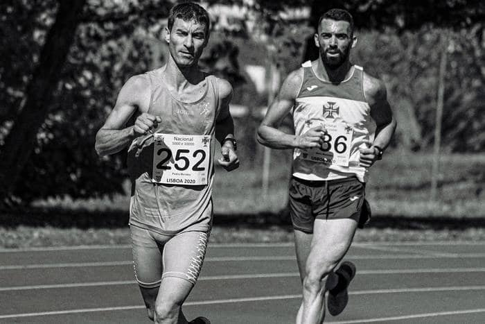 social media strategy men racing