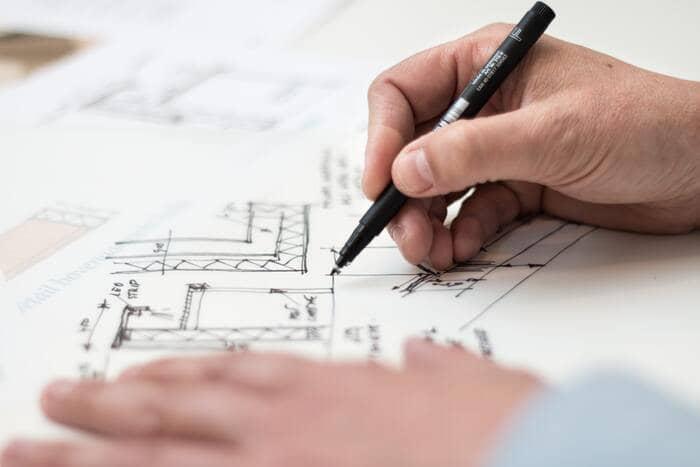 writing skills architectural drawing