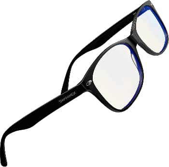 Gifts for Writers: Swanwick Blue Light Glasses